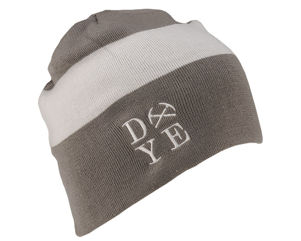 2014 Dye 3AM Beanie - Rust/White