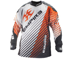 Empire 2014 Contact Zero FT Paintball Jersey - Home - Orange