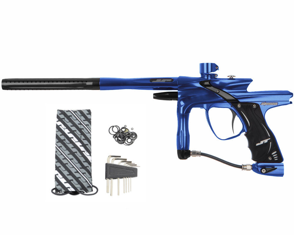 JT Impulse Paintball Gun - Blue/Black