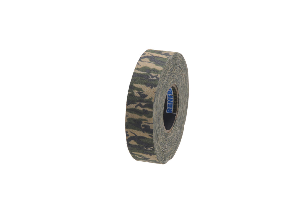Renfrew Themed Hockey Tape - Camo Green
