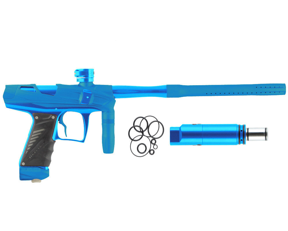 Bob Long Victory V-COM Paintball Gun - Dust Teal/Teal