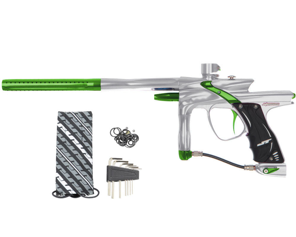 JT Impulse Paintball Gun - Grey/Slime