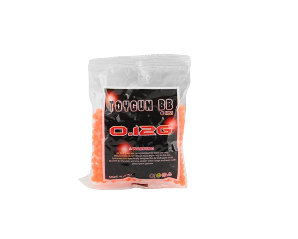 Bag of 1,000 BB's - Orange