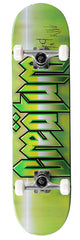 Creature Cold Steel Powerply Medium - Green - 7.9in x 31.7in - Complete Skateboard