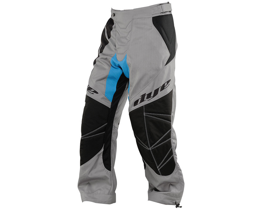 2014 Dye C14 Paintball Pants - Ace Grey/Blue