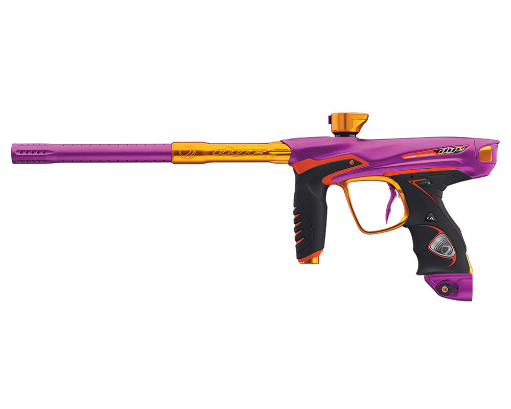 Dye DM14 Paintball Gun - Purple/Orange