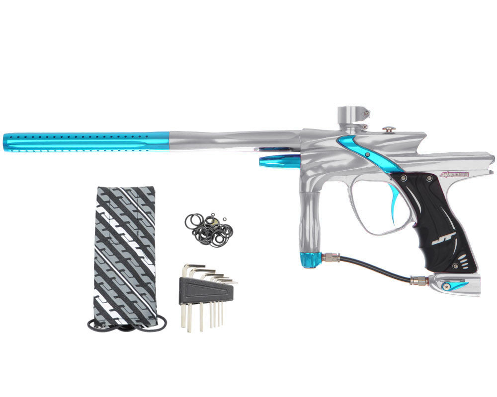 JT Impulse Paintball Gun - Grey/Teal