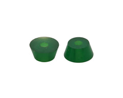 Tracker Fastrack Cushions - Green - 85a - Skateboard Bushings (2 PC)