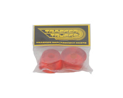 Tracker Fastrack Cushions - Orange - 80a - Skateboard Bushings (2 PC)