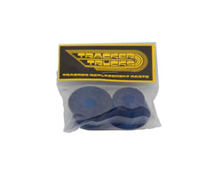 Tracker Fastrack Cushions - Blue - 75a - Skateboard Bushings (2 PC)
