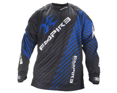 Empire 2014 Contact Zero FT Paintball Jersey - Away - Blue
