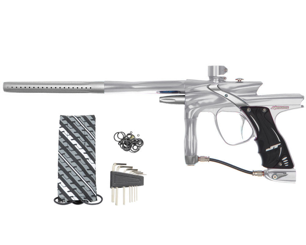 JT Impulse Paintball Gun - Grey/Dust Silver
