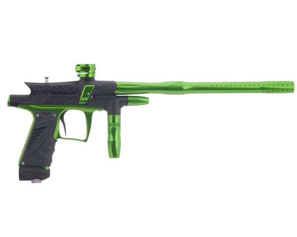 2012 Bob Long G6R F5 OLED Intimidator - Dust Black/Lime