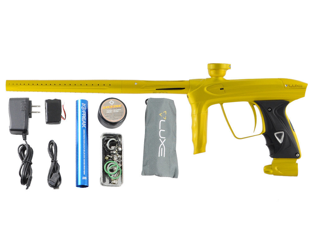DLX Luxe 2.0 Paintball Gun - Pearl Yellow