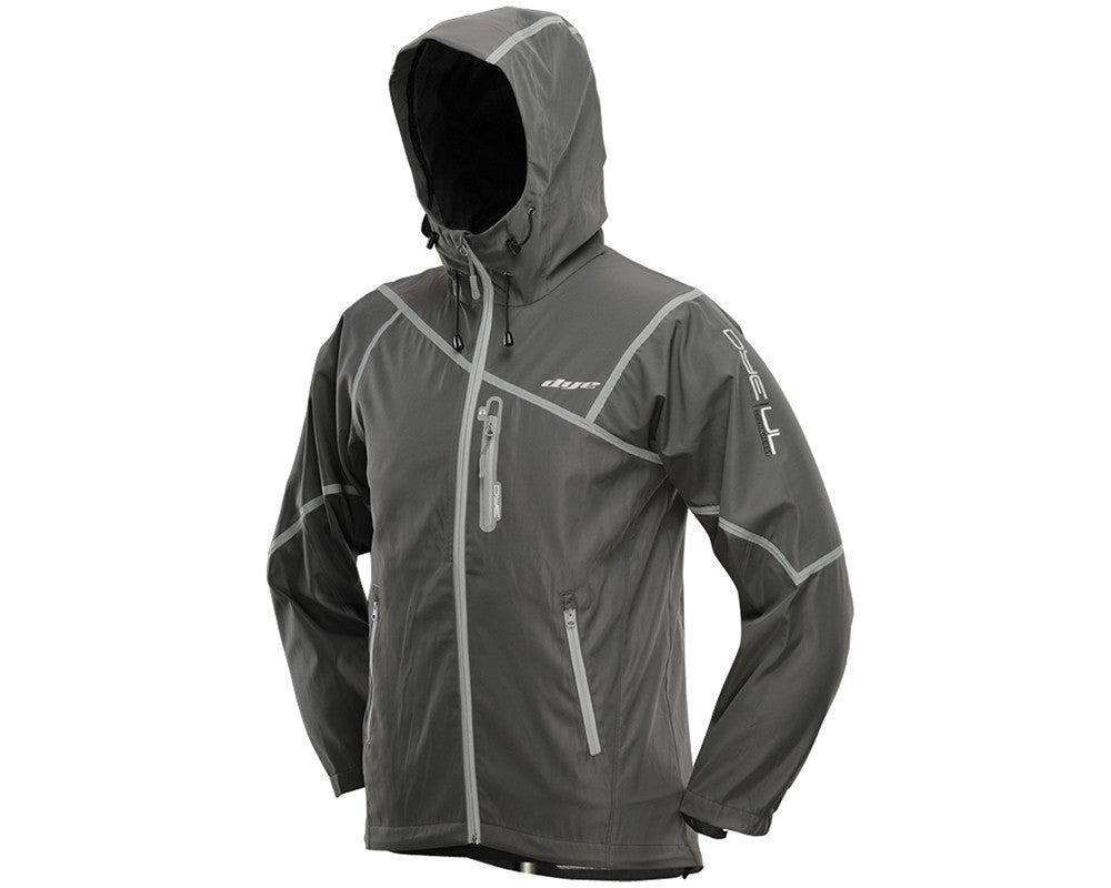 Dye Paintball Ultralite 3.0 Jacket - Grey