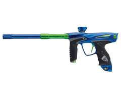 Dye DM14 Paintball Gun - Blue/Lime