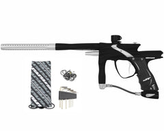JT Impulse Paintball Gun - Dust Black/Dust Silver