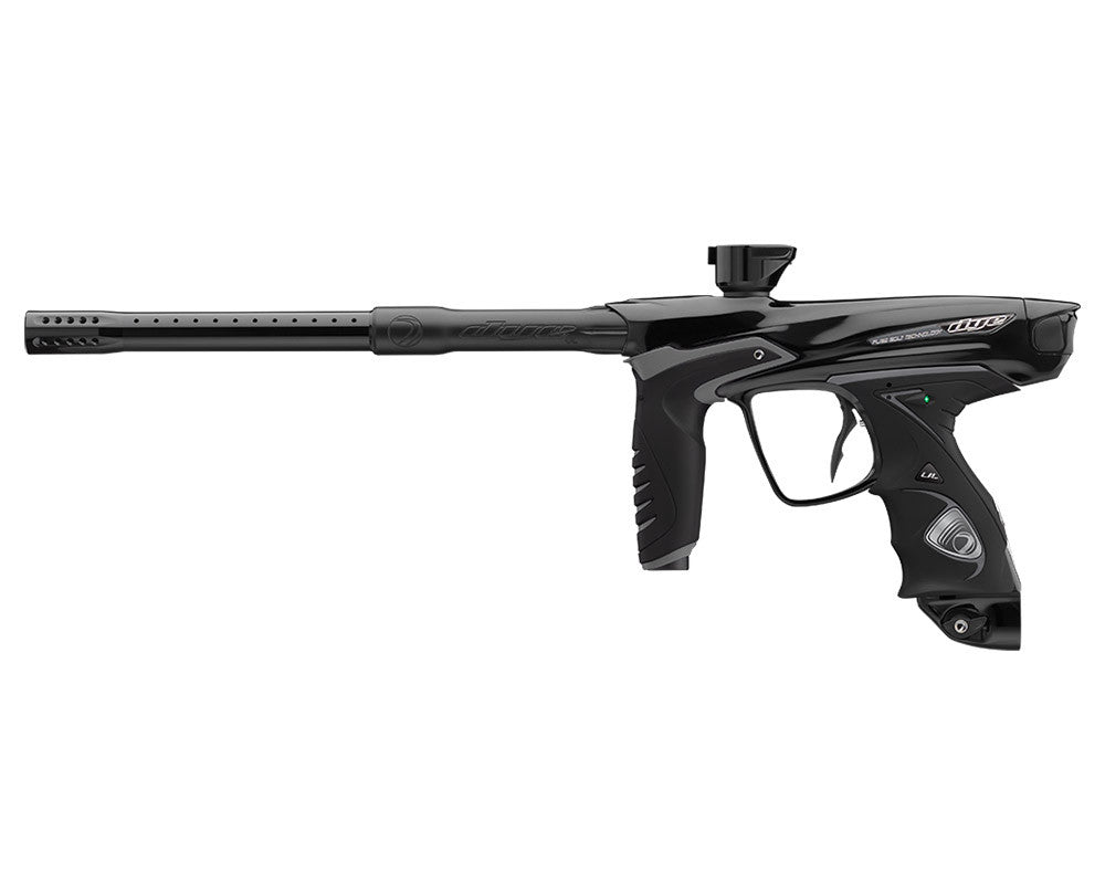 Dye DM14 Paintball Gun - Black/Black