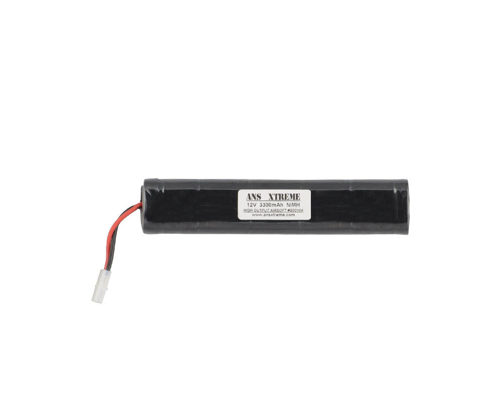 ANS Xtreme 12V 3300mAh NiMH Airsoft Battery - Large Type