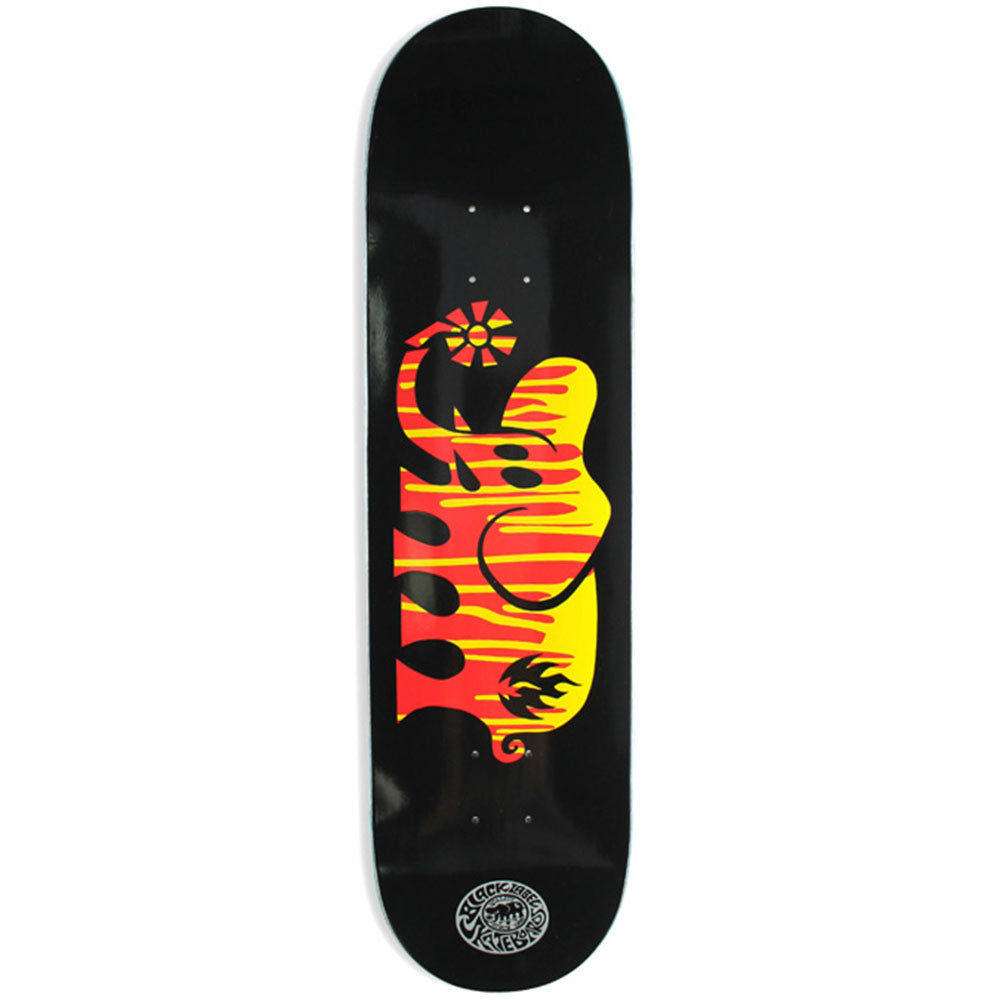 Black Label Spill Proof - Black - 8.25 - Skateboard Deck