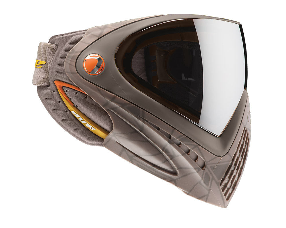 2014 Dye Invision Goggle I4 Pro Mask - UL Dust Orange