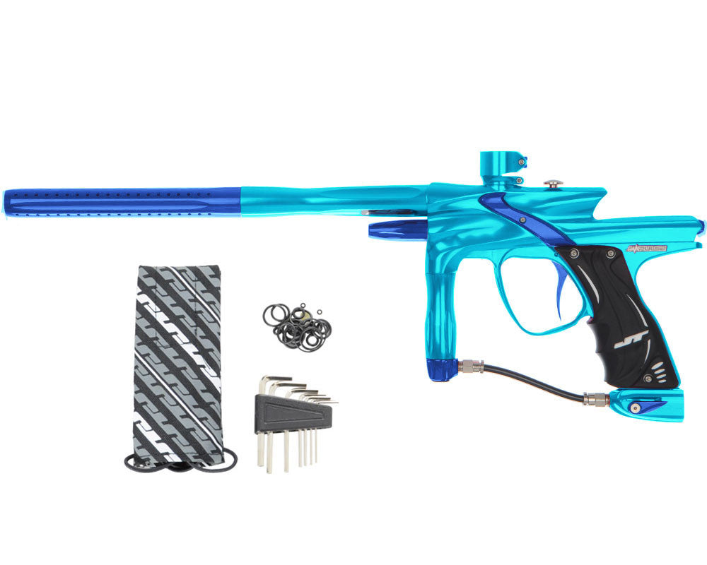 JT Impulse Paintball Gun - Teal/Blue