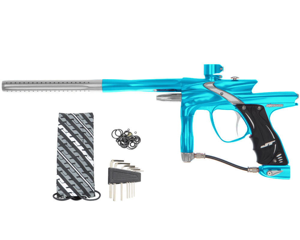 JT Impulse Paintball Gun - Teal/Grey
