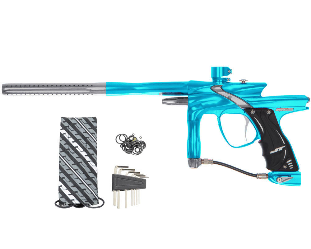 JT Impulse Paintball Gun - Teal/Gun Metal