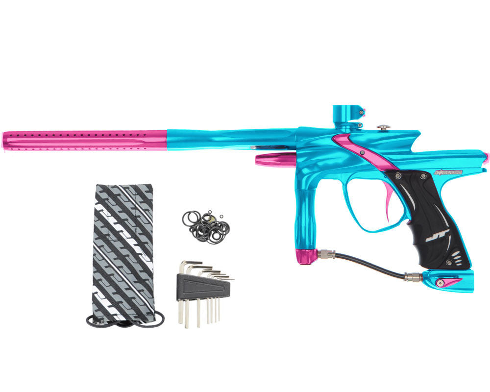 JT Impulse Paintball Gun - Teal/Pink