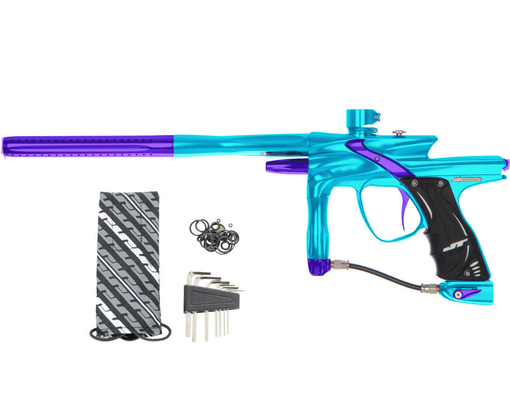 JT Impulse Paintball Gun - Teal/Purple