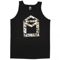 Sk8mafia House Logo Girls - Black - Men's Tank Top