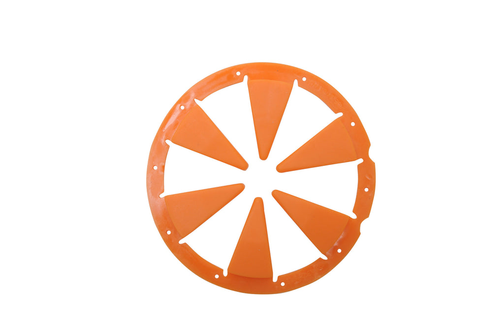Exalt V3 Rotor Feedgate - Orange