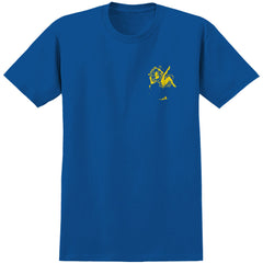 Real Slick As F*ck S/S - Royal Blue - Men's T-Shirt