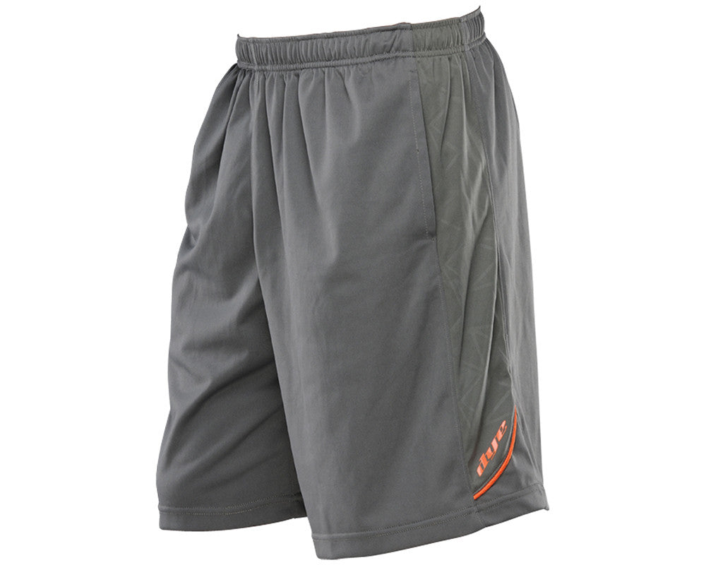 2013 Dye Arena Shorts - Grey/Orange