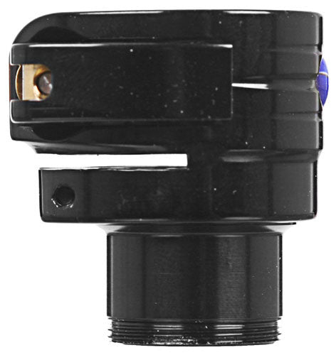 Bob Long Lever Lock Feed Neck - Ion - Black