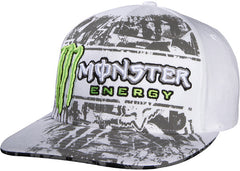 Fox Monster RC Replica Tinsel Town Flexfit Hat - White - Men's Hat