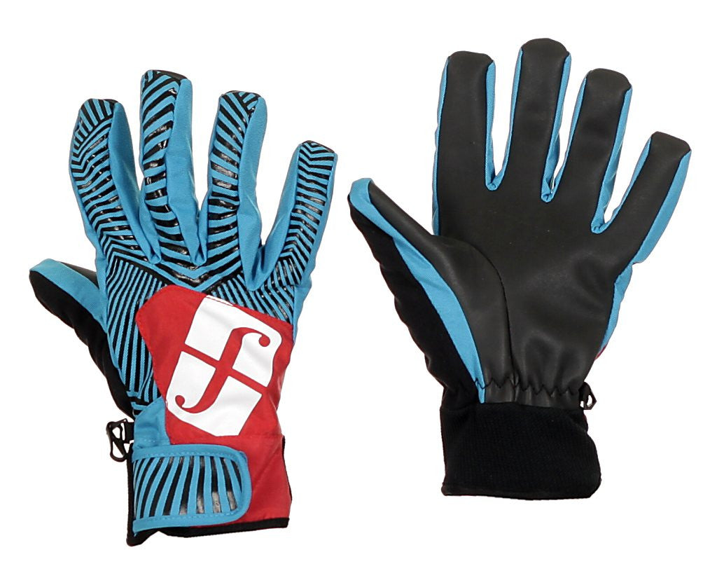 Forum Fair - Aurora Blue - Men's Gloves - Large