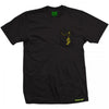 Shake Junt Prayer Pocket - Black - Men's T-Shirt