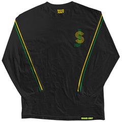 Shake Junt SJ Disco L/S - Black - Men's T-Shirt