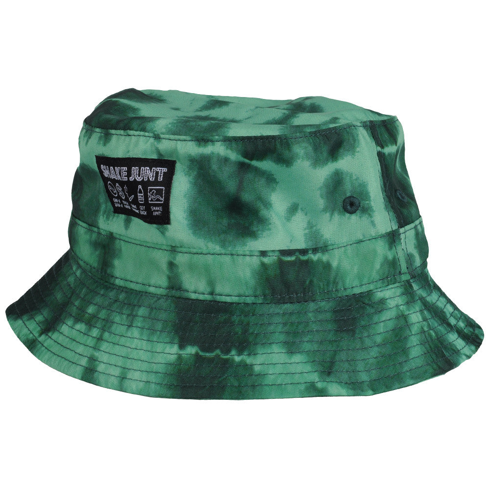 Shake Junt Code Junt Bucket - Green - Men's Hat