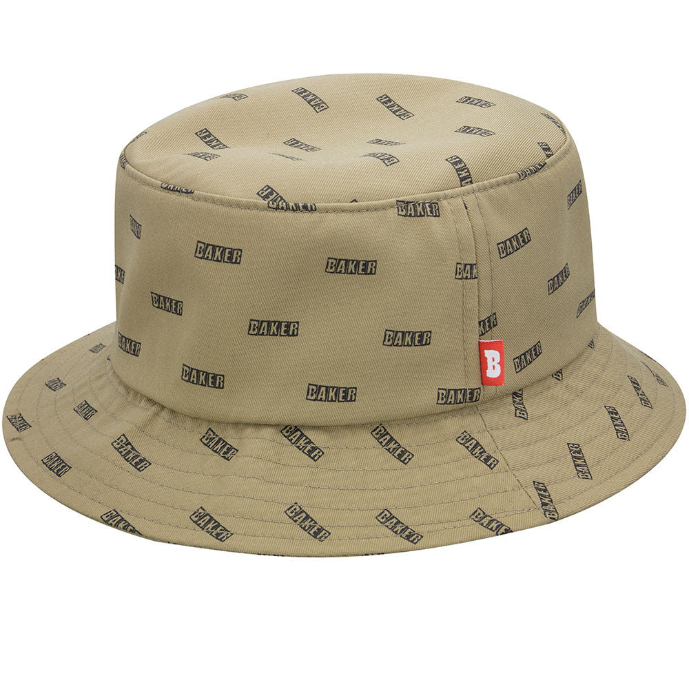 Baker Louie Bucket - Khaki - Men's Hat
