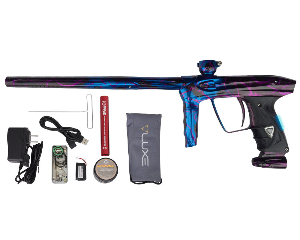 DLX Luxe 2.0 OLED Paintball Gun - Electric Crush