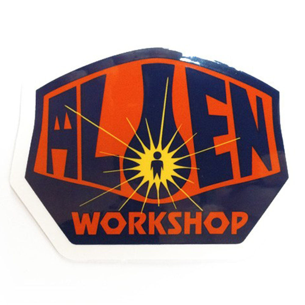 Alien Workshop OG Logo - Assorted - Sticker