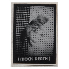 Alien Workshop Mock Death - Assorted - Sticker