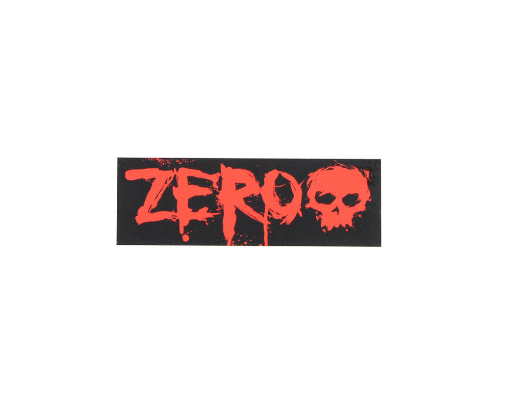 Zero Blood - Multi Color Assorted - Sticker