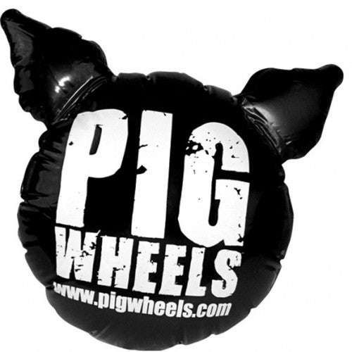Pig Blow Up Toy - Skateboard Miscellaneous