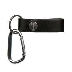 Independent Hooker T/C Snap - Black - Key Chain