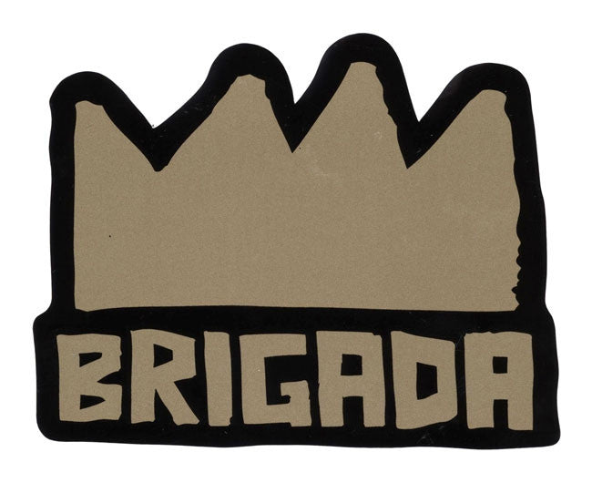Brigada BR Crown - Assorted - Stickers