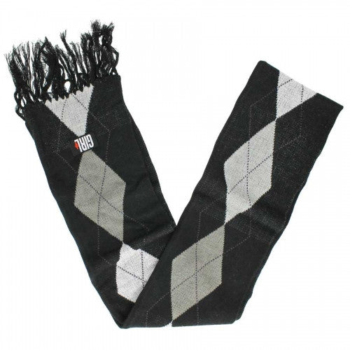 Girl Camby Scarf - Black - Apparel Accessory