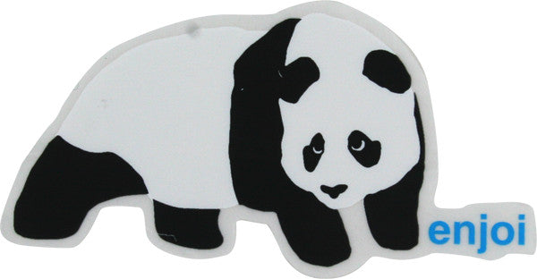 Enjoi Panda Ramp/Window Large - Sticker